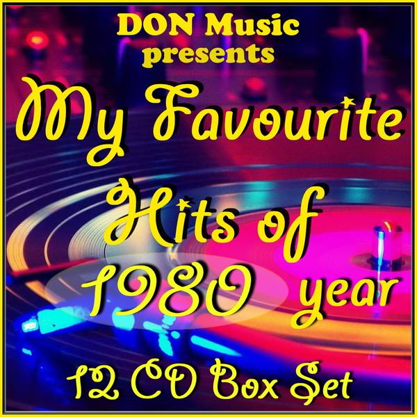 VA - My Favourite Hits of 1980 (2014)