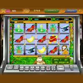 Скриншот из игры Игровые автоматы Обезьянки